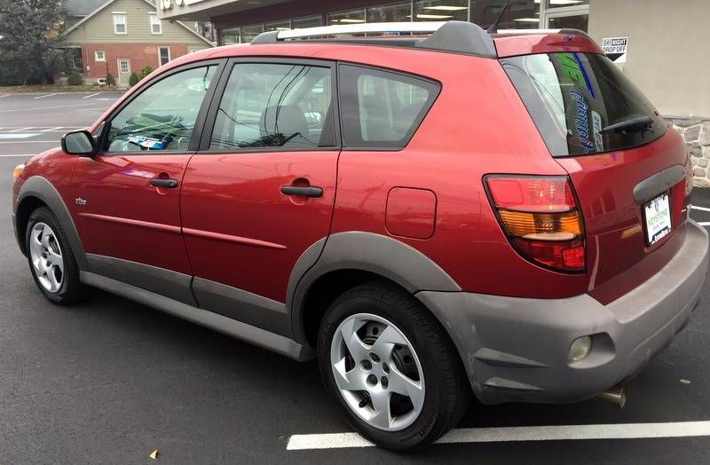2007 Pontiac Vibe 4dr Wagon - New Holland PA