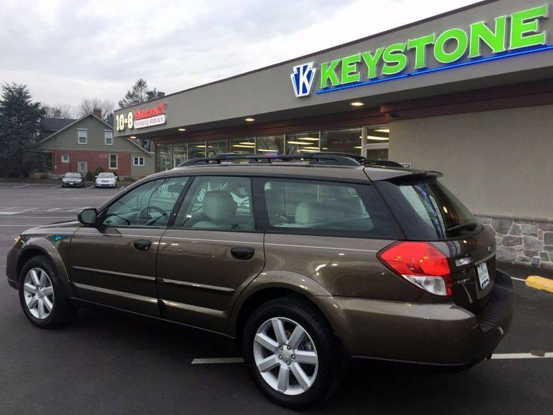 2008 Subaru Outback AWD 2.5i 4dr Wagon 4A - New Holland PA