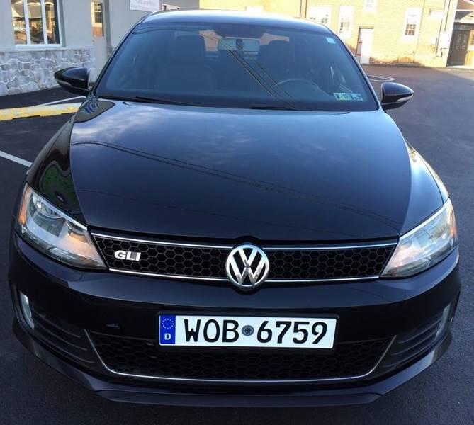 2012 Volkswagen Jetta GLI Autobahn 4dr Sedan 6M - New Holland PA