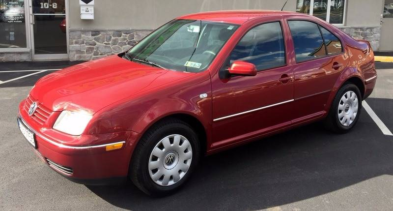 2005 Volkswagen Jetta GL PZEV 4dr Sedan - New Holland PA
