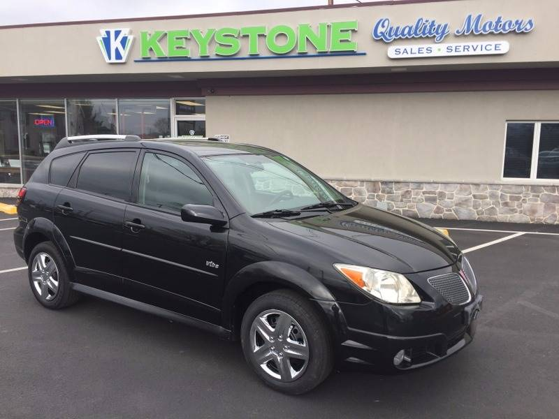2006 Pontiac Vibe AWD 4dr Wagon - New Holland PA