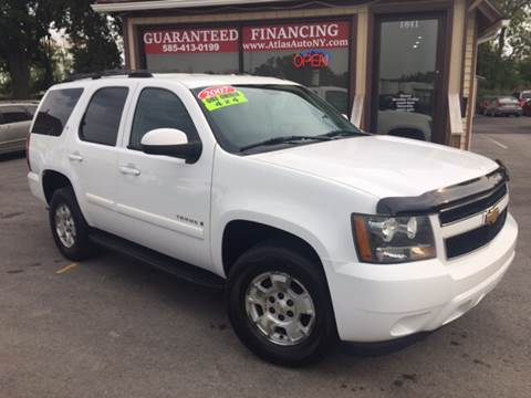 2007 Chevrolet Tahoe for sale in Rochester, NY