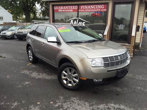 2008 Lincoln MKX for sale in Rochester, NY