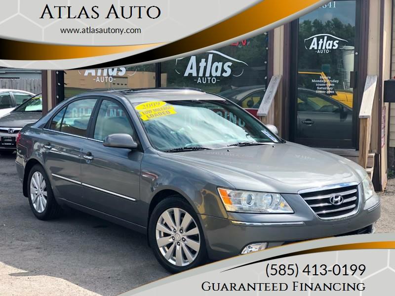 2009 Hyundai Sonata For Sale At Atlas Auto In Rochester NY