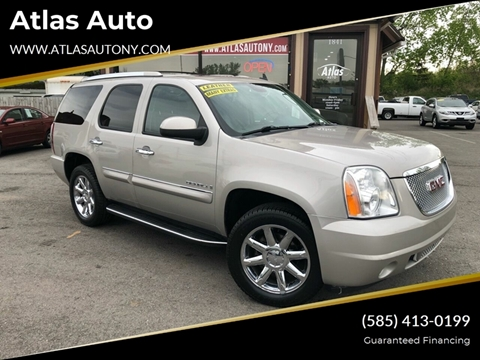 2008 GMC Yukon for sale in Rochester, NY