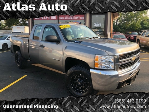 2007 Chevrolet Silverado 2500HD for sale in Rochester, NY