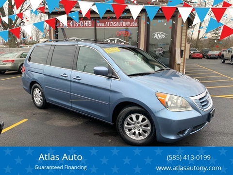 Cars Rochester Ny >> 2008 Honda Odyssey For Sale In Rochester Ny