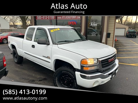 2004 GMC Sierra 2500HD for sale in Rochester, NY