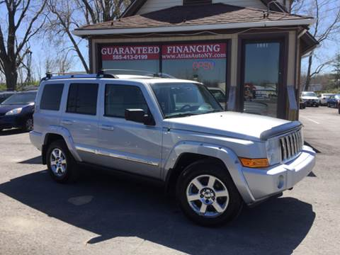 2006 Jeep Commander for sale in Rochester, NY