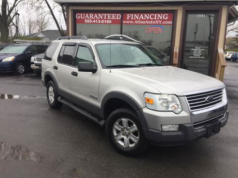 2006 Ford Explorer for sale in Rochester, NY