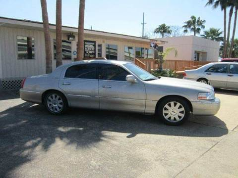2003 Lincoln Town Car for sale in Houston TX