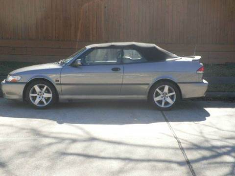2003 Saab 9-3 for sale in Houston TX