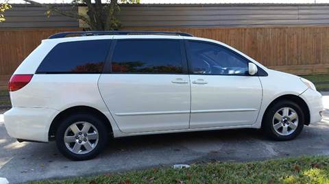 2004 Toyota Sienna for sale in Houston TX