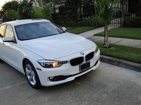 2014 BMW 3 Series for sale in Houston TX