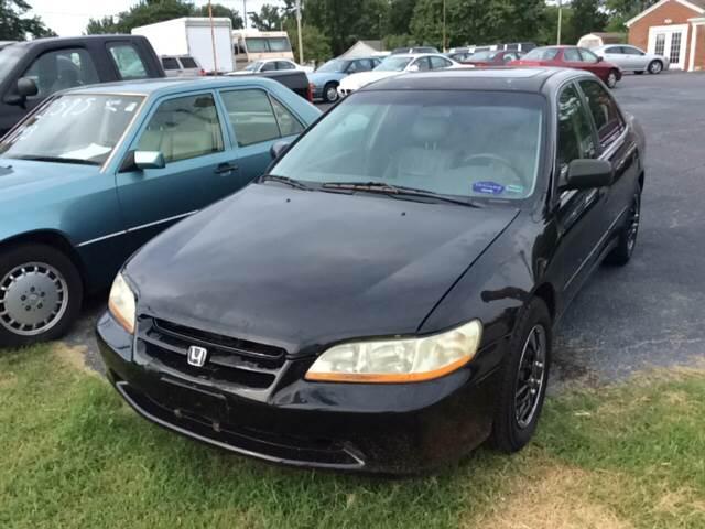 1998 Honda Accord EX V6 4dr Sedan - Godfrey IL