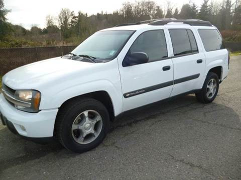 Great 2004 Chevrolet TrailBlazer EXT 163,321 Miles Miles | $6,495