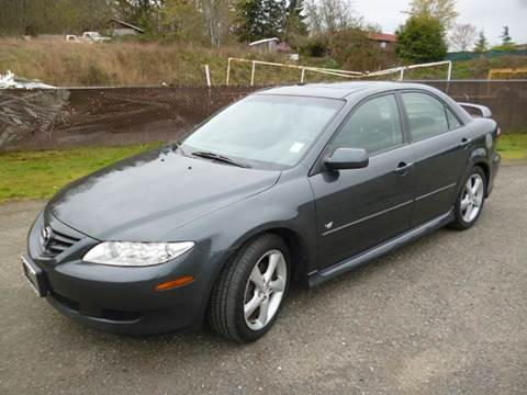 Nice 2004 Mazda MAZDA6 123,166 Miles Miles | $7,995