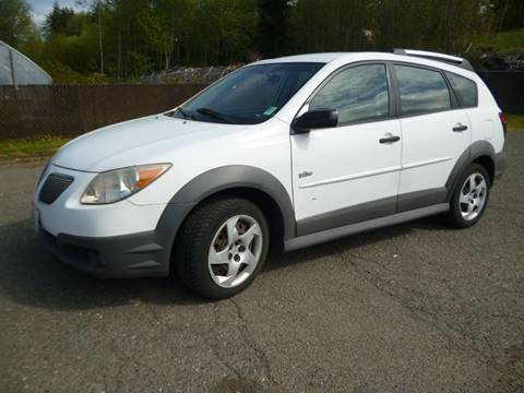 2006 Pontiac Vibe for sale in Port Angeles, WA
