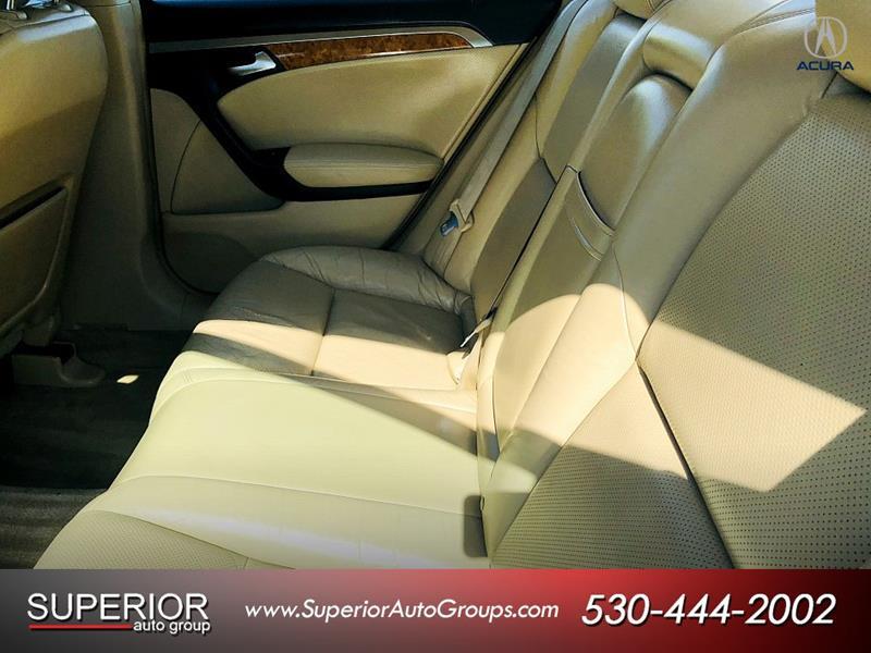 2005 Acura Tl In Yuba City CA - Superior Auto Group on