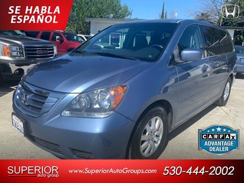 2010 Honda Odyssey for sale in Yuba City, CA