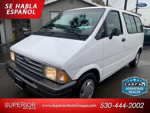 1996 Ford Aerostar for sale in Yuba City, CA