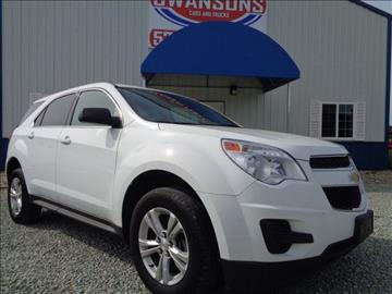 2015 Chevrolet Equinox for sale in Warsaw, IN