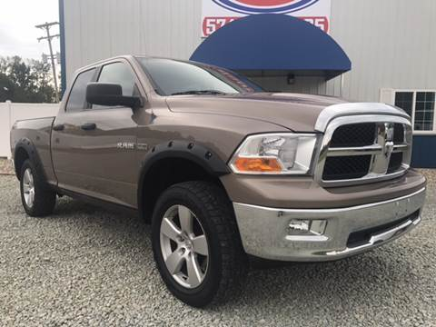 2009 Dodge Ram Pickup 1500 for sale in Warsaw, IN