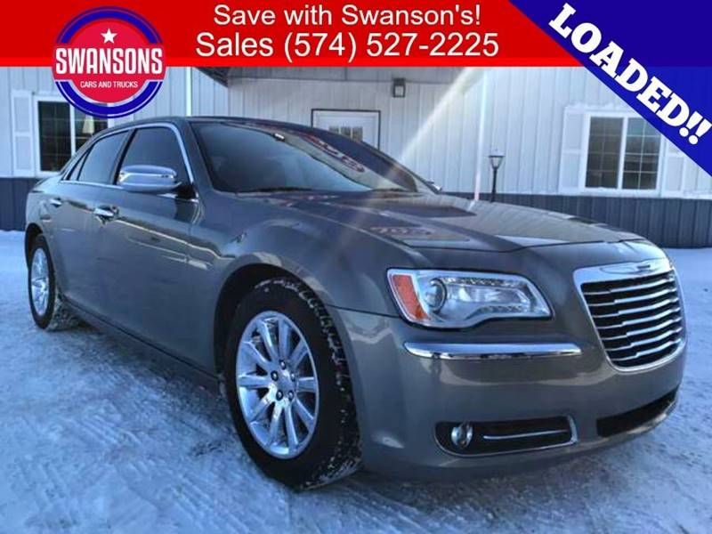 2012 Chrysler 300 Limited In Warsaw IN - Swanson\'s Cars and Trucks