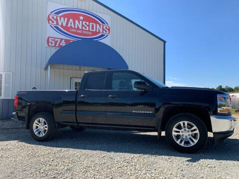 2019 Chevrolet Silverado 1500 LD for sale at Swanson's Cars and Trucks in Warsaw IN