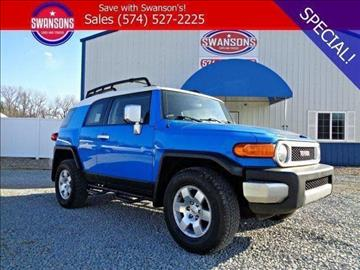 2007 Toyota FJ Cruiser for sale in Warsaw, IN