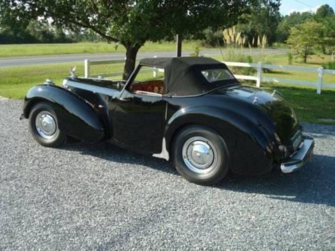 1947 Triumph TR8