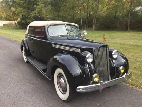 1939 Packard Caribbean