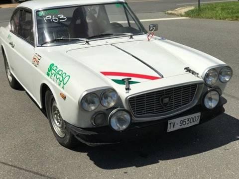 1963 Lancia Flavia