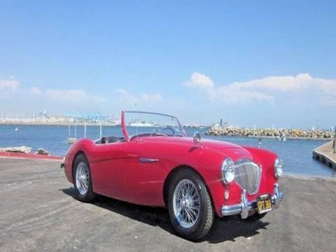 1954 Austin-Healey Sprite MKIII