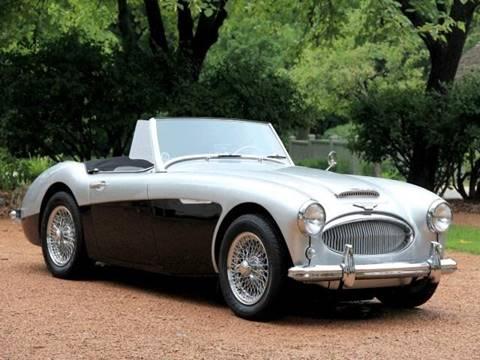 1961 Austin-Healey Sprite MKIII