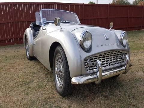 1959 Triumph TR8