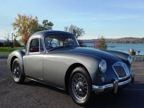 1957 MG Midget