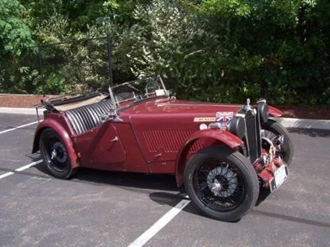 1947 MG TD