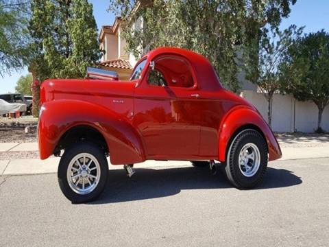 1941 Willys Jeepster