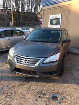 2015 Nissan Sentra for sale in Marlborough, MA
