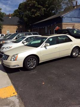 2008 Cadillac DTS for sale in Marlborough, MA