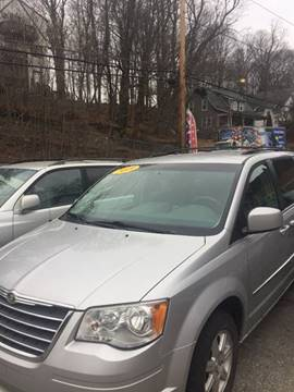 2009 Chrysler Town and Country for sale in Marlborough, MA