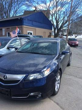 2013 Acura TL for sale in Marlborough, MA