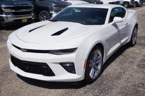 2017 Chevrolet Camaro for sale in Houston TX