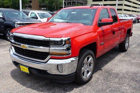 2017 Chevrolet Silverado 1500 for sale in Houston, TX