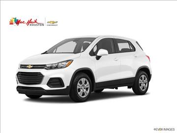 2017 Chevrolet Trax for sale in Houston, TX