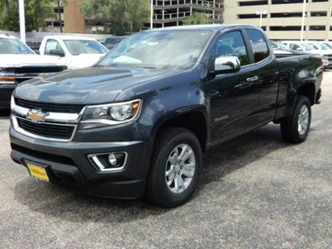 2017 Chevrolet Colorado for sale in Houston TX