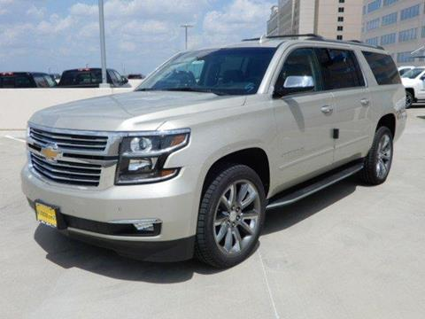 2017 Chevrolet Suburban for sale in Houston TX