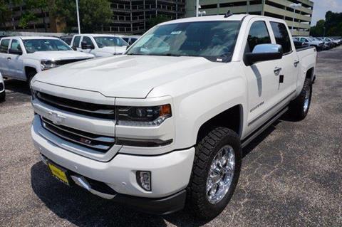 2017 Chevrolet Silverado 1500 for sale in Houston TX
