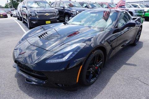 2018 Chevrolet Corvette for sale in Houston, TX